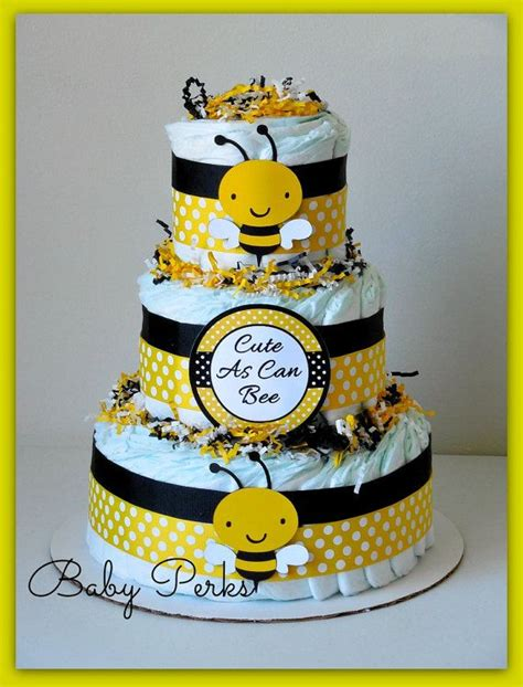 Bee Baby Shower Decorations by Bumble Bee Cake To Bee Baby Shower Baby