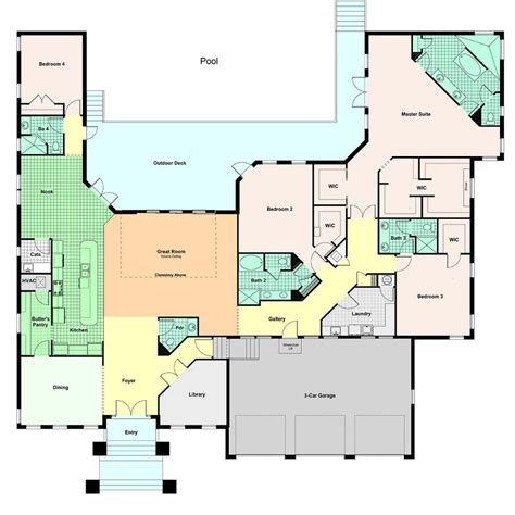 floor plans homes custom home portfolio floor plans