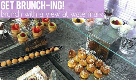 new year brunch hong kong weekend brunch at watermark sassy hong kong