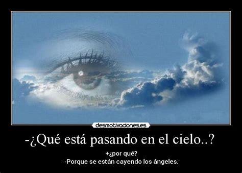 imagenes angeles suicidas 191 qu 233 est 225 pasando en el cielo desmotivaciones