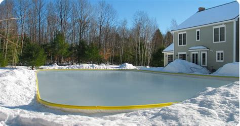backyard ice rink tarps backyard ice rink tarps outdoor furniture design and ideas