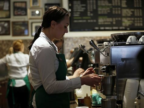 starbucks agenda causes barista backlash business insider