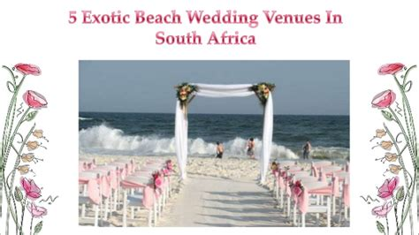 5 wedding venues in south east 5 wedding venues in south africa