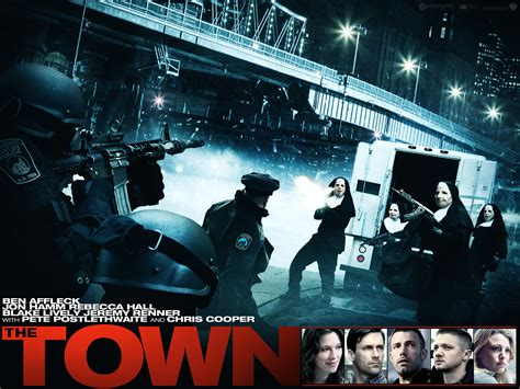 movie town the town movie wallpapers and images wallpapers