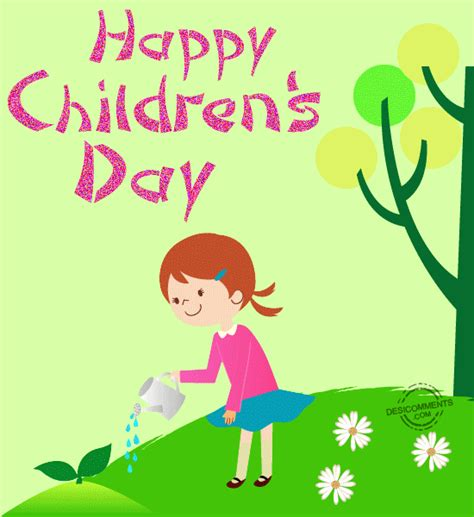 S Day Animation 2017 Children S Day Animated 3d Gif Glitters Image