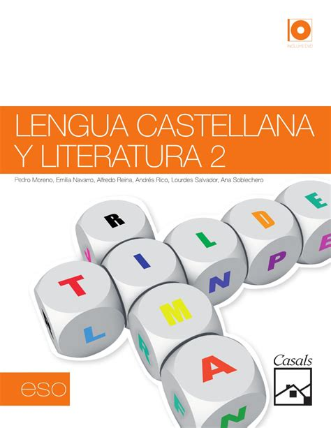 issuu lengua castellana y literatura 2 by editorial casals