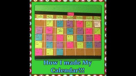 calendar crafts for kids ideas to make your own calendars with