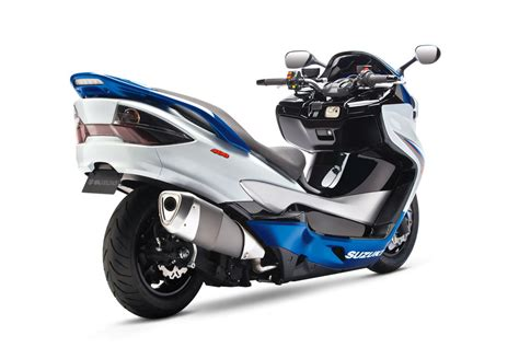 Suzuki Gsx R Series Suzuki Gsx R Series Inspires Burgman Concept Scooter News