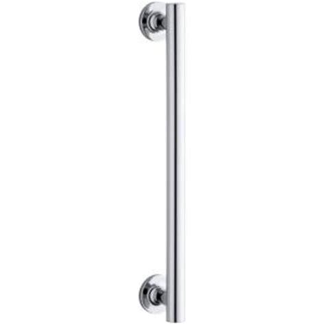 Kohler Purist 2 1 2 In X 14 In Shower Door Handle In Kohler Shower Door Handles