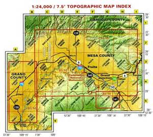 fruita grand junction trails latitude 40 maps