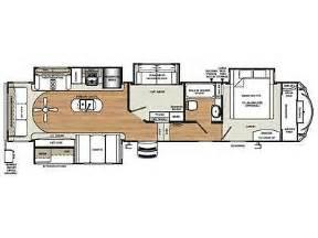 sandpiper fifth wheel with bunks floor plan trend home rv 5th wheel bunkhouse floor plans fifth wheel rv floor