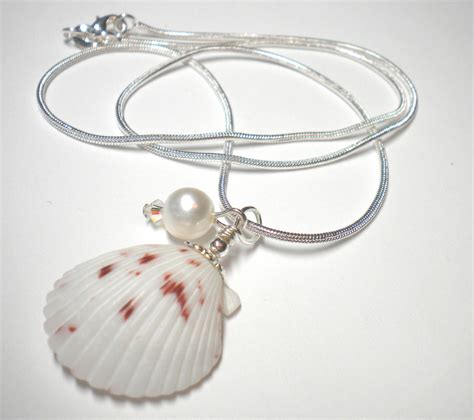 how to make seashell jewelry s shells seashell jewelry