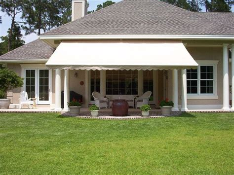 Awnings For Patio by 17 Best Ideas About Patio Awnings On