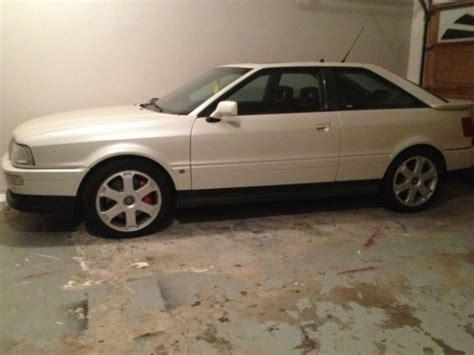 1991 Audi Coupe Quattro For Sale by S2 Spec 1991 Audi Coupe Quattro Bring A Trailer