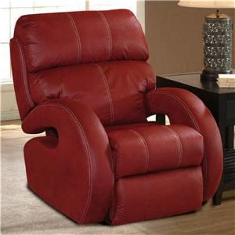 Oversized Wall Hugger Recliners Deco Customizable Wall Hugger Power Recliner 2815