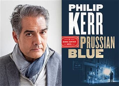 Pdf Other Silence Bernie Gunther Novel by Philip Kerr Will Present His New Mystery Prussian Blue A