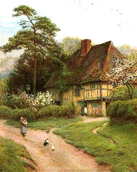 Country Cottage Floor Ls by Lloyd S Country Cottageslloydkahn Ongoing Paintings Choice