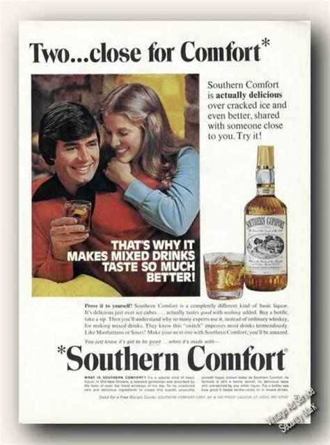 southern comfort ad vintage drinks advertisements of the 1970s page 4