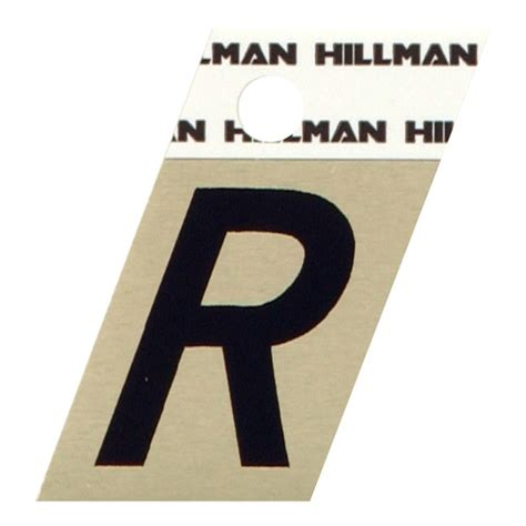 home depot letters the hillman 1 in mylar letters and numbers pack