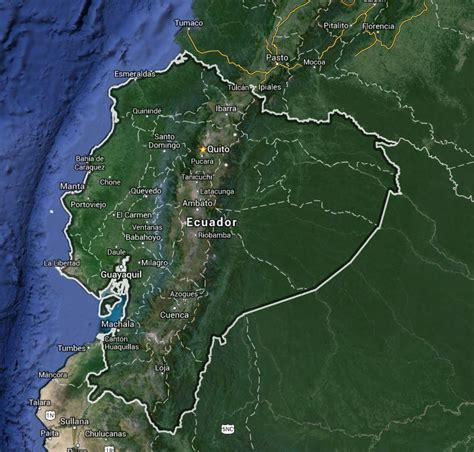 imagenes satelitales quito mapa satelital de ecuador ecuador noticias noticias de
