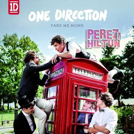 one direction fool around with a phone booth on new album