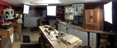 woodworking shop lighting new lights for the shop the renaissance woodworker