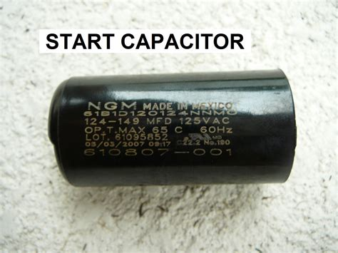 pool start capacitor how to out a pool motor capacitor inyopools