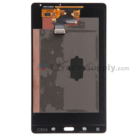 samsung galaxy tab s 8 4 sm t700 lcd and digitizer assembly white etrade supply