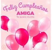 Tarjeta De Feliz Cumplea&241os Amiga