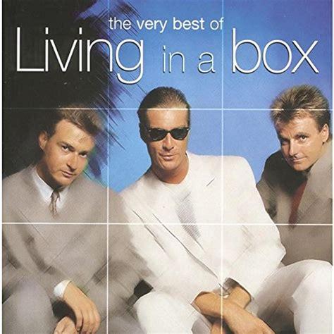living in a box living in a box living in a box