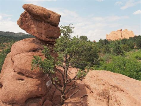 Garden Of The Gods Bouldering Pin By Spruell On Outdoor Hiking Cing Spots