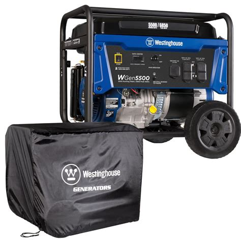 Lu Emergency Tl 36 Watt westinghouse 5500 watt gasoline powered portable generator
