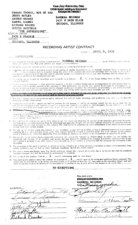 Freelance Contract Letter Sle freelance makeup artist contract sle style by modernstork