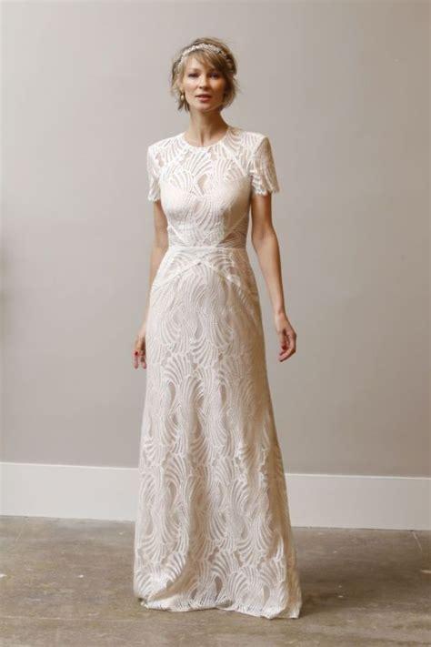 bhldn vintage inspired wedding dresses gowns the best 2015 wedding dress trends