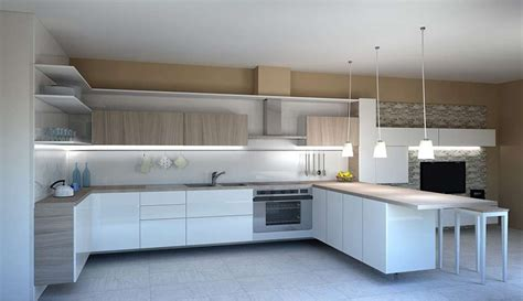 cucine sospese da terra awesome cucine sospese da terra contemporary ideas