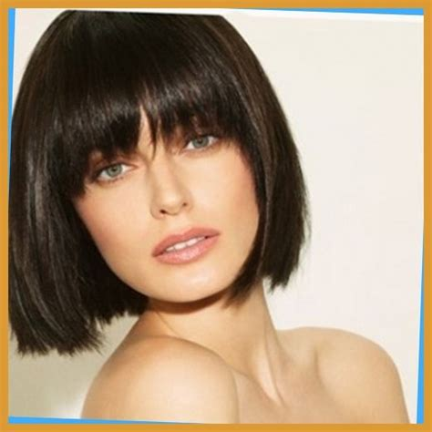 hairstyles bob with bangs 2015 beautiful bob hairstyles short hairstyles 2015 2016