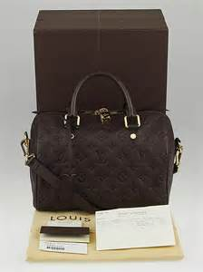 louis vuitton terre monogram empreinte leather speedy