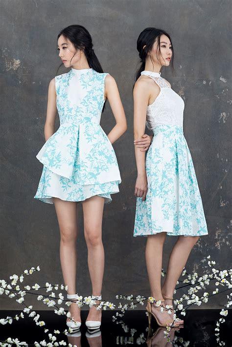 Dress Cny B zalora presents lunar new year collection kumagcow