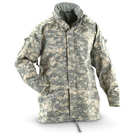 Jual Jaket Parka Army Outdoor Camo Militer u s surplus army digital tex waterproof