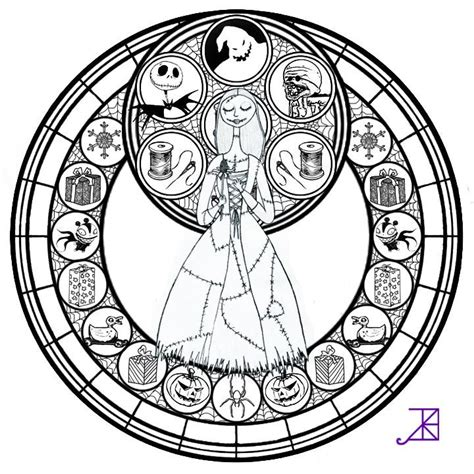 jack and sally coloring pages az coloring pages