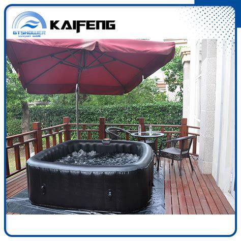 idromassaggio portatile per vasca da bagno di plastica portatile esterno vasca da bagno spa vasce id