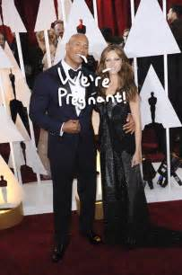 Congrats dwayne the rock johnson amp his longtime gf are expecting