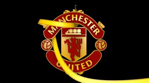 Manchester United Custom Logo 3 united logo 3d model animated rigged obj c4d