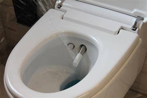 wc mit wasserstrahl und föhn wc spezial