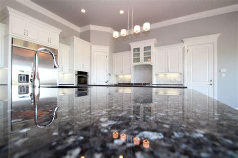 couto contemporary kitchen blue pearl granite white
