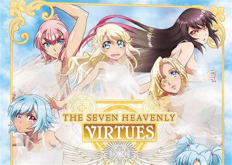Anime 7 Heavenly Virtues by Embrace The Seven Heavenly Virtues Anime On Home