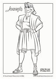 joseph coloring pages free coloring pages of joseph his coat