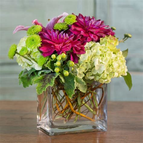 arrangement of flowers chrysanthemum flower arrangement ideas hgtv