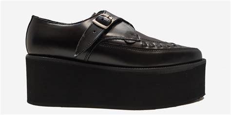 Hummer Original Clothing Apolo Build Up apollo creeper black leather sole custom made