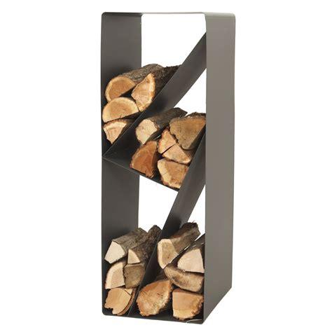 Rangement pour bois acier LEMARQUIER Zack, 1/3 stère